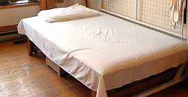 Owen Sound Physiotherapy Clinic Bed